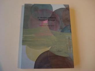 O trazo aberto. Poesías e debuxos (100 pintores ilustran textos de 100 poetas) - Ver os detalles do produto