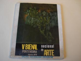 V Bienal Nacional de Arte. Pontevedra, agosto 1979 - Ver os detalles do produto