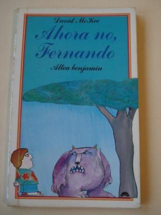 Ahora no, Fernando (Altea Benjamín, núm. 87) - Ver os detalles do produto
