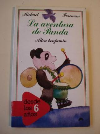 La aventura de Panda (Altea Benjamín, núm. 43) - Ver os detalles do produto