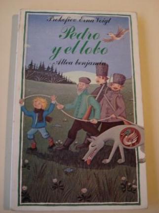 Pedro y el lobo (1ª edición) (Altea Benjamín, núm. 33) - Ver os detalles do produto