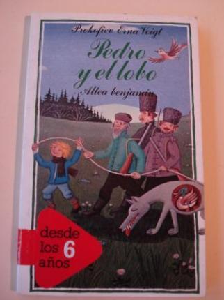 Pedro y el lobo (2ª edición) (Altea Benjamín) - Ver os detalles do produto