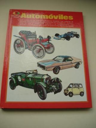 Automóviles (Biblioteca Visual, 1ª edición) - Ver os detalles do produto