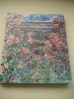 Ver os detalles de:  Di Impresionismo ó Fauvismo: a pintura do cambio de século en París. Colección Carmen Thyssen Bornemisza. Catálogo exposición CGAC, Santigo de Compostela, 1999 (Textos en galego-español-english)