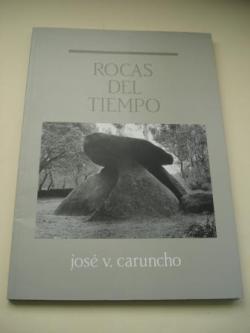 Ver os detalles de:  Rocas del tiempo (Fotografías en B/N). Catálogo Exposición, A Coruña, 1994