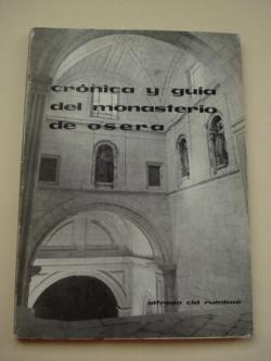 Ver os detalles de:  Crónica y guía del monasterio de Osera (Ourense)