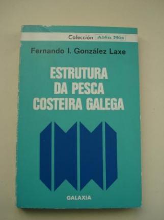 Estrutura da pesca costeira galega. Un caso representativo: Malpica de Bergantiños - Ver os detalles do produto