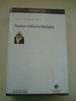 Ver os detalles de:  Suma valleinclaniana