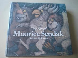 The Art of Maurice Sendak (English) - Ver os detalles do produto