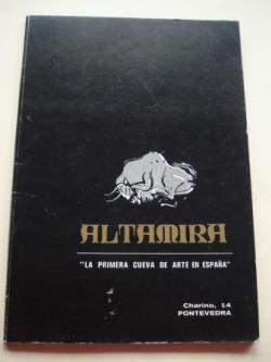 Ver os detalles de:  Galería Altamira. II Gran Exposición de pintura Maestros españoles siglos XIX -XX. Pontevedra, 1973-1974