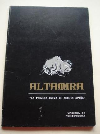 Galería Altamira. II Gran Exposición de pintura Maestros españoles siglos XIX -XX. Pontevedra, 1973-1974 - Ver los detalles del producto
