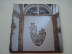 Ver os detalles de:  MANOLO PAZ. Esculturas. Catálogo exposición, Asturias 2000-2001