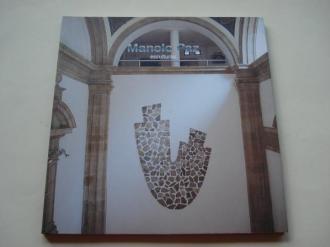 MANOLO PAZ. Esculturas. Catálogo exposición, Asturias 2000-2001 - Ver os detalles do produto