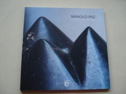 Ver os detalles de:  MANOLO PAZ. Esculturas. ``Soños de pedra´. Catálogo exposición, Vilagarcía de Arousa, 2010