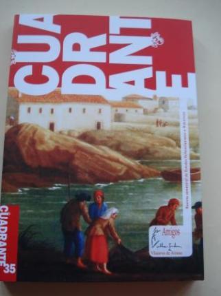 CUADRANTE. Revista semestral de Estudos Valleinclanianos e Históricos. Nº 35 -Decembro, 2017 - Ver los detalles del producto