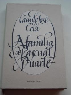 Ver os detalles de:  A familia de Pascual Duarte (Tradución ao galego de Vicente Risco)