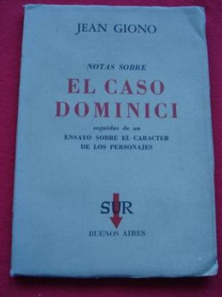 Notas sobre El caso Dominici, seguidas de un ensayo sobre el caráceter de los personajes - Ver os detalles do produto