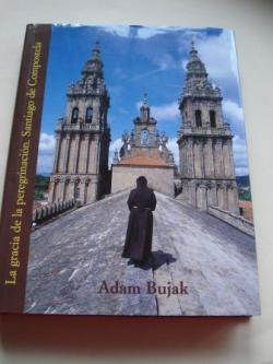 Ver os detalles de:  La gracia de la peregrinación. Santiago de Compostela (Libro de fotografías en color de gran formato)