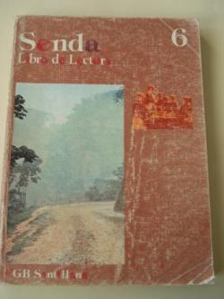 Ver os detalles de:  SENDA 6. Libro de lectura. EGB (Edición de 1977)