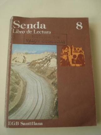 SENDA 8. Libro de lectura. EGB (Edición de 1978) - Ver os detalles do produto