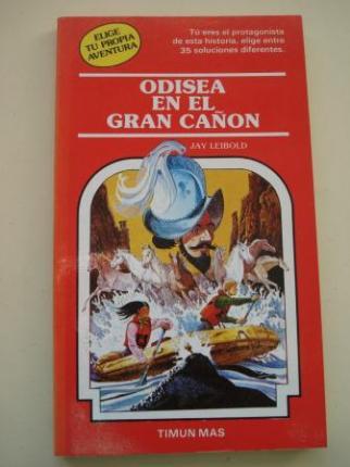 Odisea en el Gran Cañón. Elige tu propia aventura, nº 40 - Ver os detalles do produto