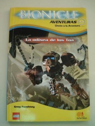 La odisea de los Toa. Bionicle Crónicas, nº 5 - Ver os detalles do produto