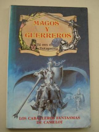 Los caballeros fantasmas de Camelot. Col. Magos y guerreros, nº 4 - Ver os detalles do produto