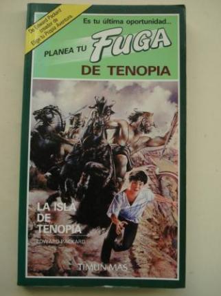 La isla de Tenopia / El mar de  Saleria / Terror en Kabran / Universo de estrellas - Ver os detalles do produto