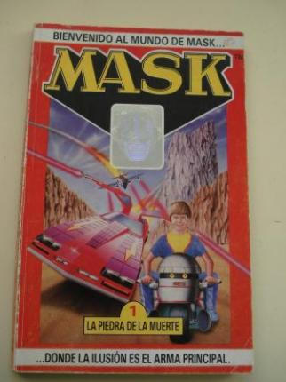 MASK, Nº 1: La piedra de la muerte - Ver os detalles do produto