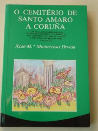 O Cemitério de Santo Amaro A Coruña. Guía - Ver los detalles del producto