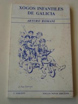 Ver os detalles de:  Xogos infantiles de Galicia