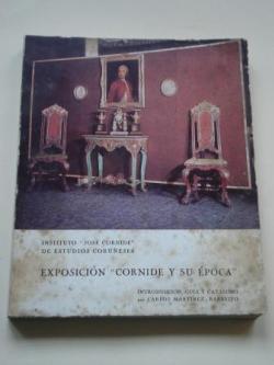 Ver os detalles de:  Exposición Cornide y su época. Introducción, guía y catálogo por Carlos Martínez-Barbeito
