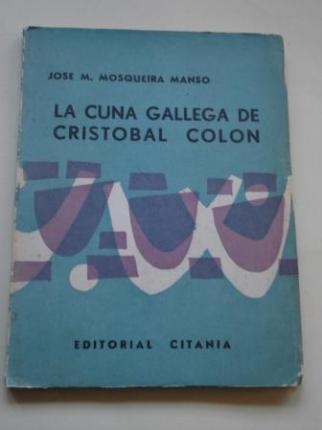 La cuna gallega de Cristóbal Colón - Ver os detalles do produto