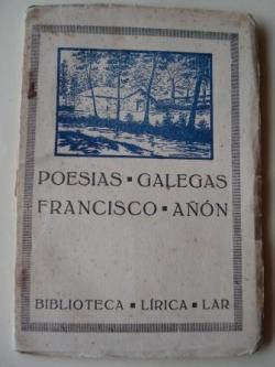Ver os detalles de:  Poesías galegas (1ª edición)
