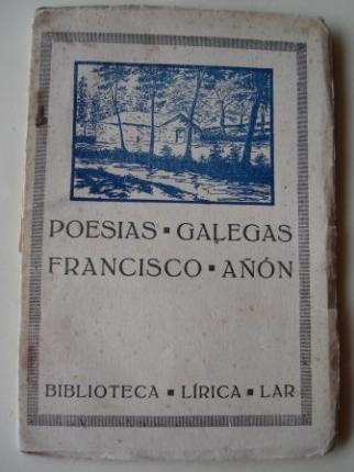 Poesías galegas (1ª edición) - Ver os detalles do produto