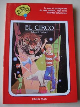 El circo. Elige tu propia aventura - Globo Azul, nº 9 - Ver los detalles del producto