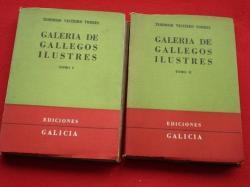Ver os detalles de:  Galería de Gallegos Ilustres. Tomos I e II