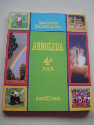 Arboleda 4º EGB. Lecturas Globalizadas. Santillana - Ver los detalles del producto