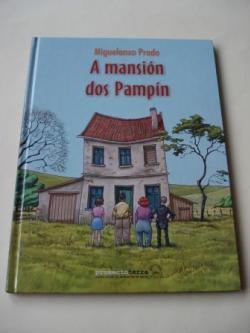 Ver os detalles de:  A mansión dos Pampín (30 x 22,5 cm)
