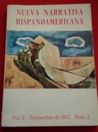 Nueva Narrativa Hispanoamericana. Vol. II - Septiembre de 1972. Núm. 2 - Ver os detalles do produto
