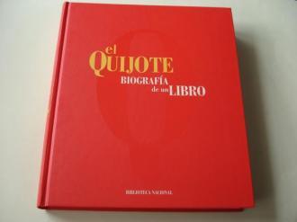 El Quijote. Biografía de un libro 1605-2005. Con el catálogo de la Exposición Biblioteca Nacional, Madrid, 2005 - Ver os detalles do produto