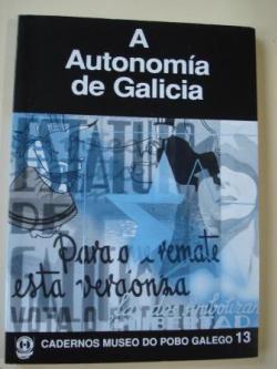 Ver os detalles de:  A Autonomía de Galicia