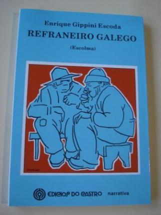 Refraneiro galego (Escolma) - Ver os detalles do produto
