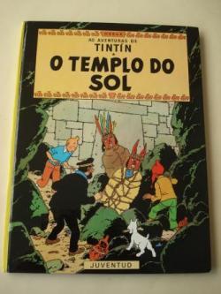 Ver os detalles de:  O templo do sol. As aventuras de Tintín (En galego). Tradución de Valentín Arias López