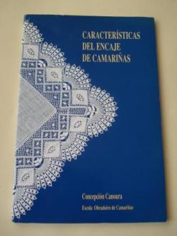 Ver os detalles de:  Características del encaje de Camariñas (Con esquemas y fotografías)