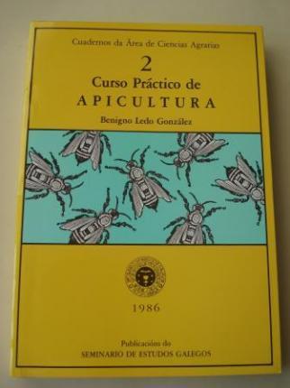 Curso Práctico de Apicultura. Cuadernos da Área de Ciencias Agrarias, 2 (Texto en castellano) - Ver los detalles del producto