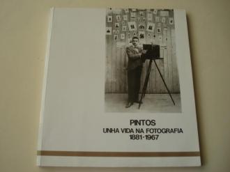 Pintos. Unha vida na fotografía 1881-1967. Catálogo Exposición. Museo de Pontevedra, 1985 - Ver os detalles do produto