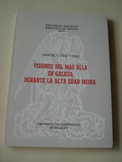 Ver os detalles de:  Visiones del Más Allá en Galicia durante al Alta Edad Media