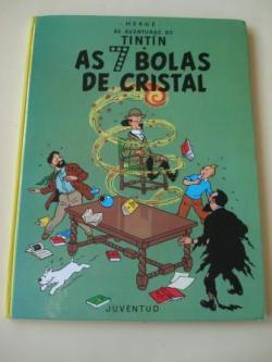 Ver os detalles de:  As 7 bolas de cristal. As aventuras de Tintín (En galego). Tradución de Valentín Arias López