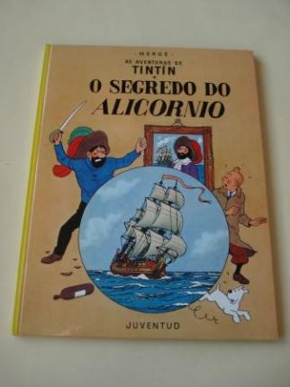 O segredo do Alicornio. As aventuras de Tintín (En galego). Tradución de Valentín Arias López - Ver os detalles do produto